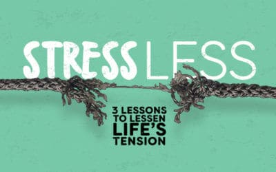 To Stress Less, Consider the Mansions – Part 3