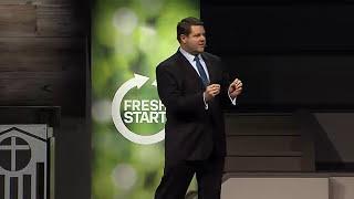 Finding Restoration – Peter's Fresh Start