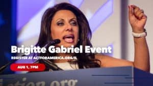 Brigitte Gabriel Event @ Quentin Road Baptist Church